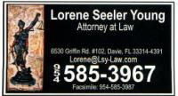Lorene Seeler Young P.A.