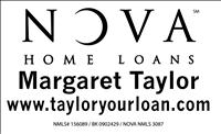 NOVA® Home Loans (NMLS #3087) Logo