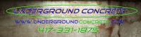 Underground Concrete