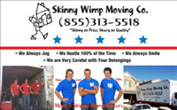 Skinny Wimp Moving Co.