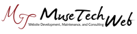 MuseTech Web  Logo