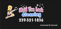 Maid You Look Cleaning Services