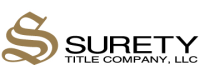 Surety Title Company, LLC Logo