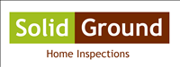 Solid Ground Home Inspection Logo