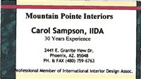 Mountain Pointe Interiors Logo