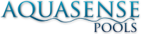 Aquasense Pools Logo