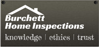 Burchett Home Inspections Logo