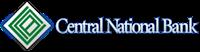 Central National Bank Logo