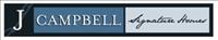 J. Campbell Signature Homes Logo