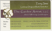 The Garden Artist, LLC