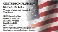 Centurion Plumbing Services Logo