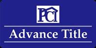 PCI Advanced Title