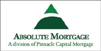 NMLS#81395, WA CL-81395, A division of Pinnacle Capital Mortgage Corp. Logo