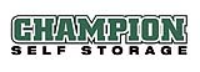 CHAMPION SELF STORAGE Logo