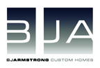 BJ Armstrong Custom Homes Logo