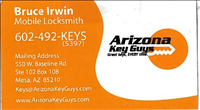Arizona Key Guys Logo