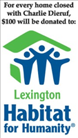 Lexington Habitat for Humanity Logo