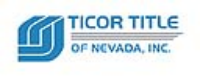 Ticor Title  Logo