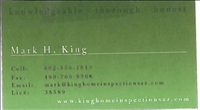 King Home Inspection Services