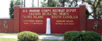 Parris Island, Marine Corp Recruit Depot
