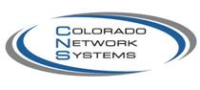 Colorado Network Systems  Logo