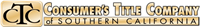 Consumers Title Company Logo