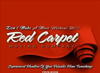 RED CARPET - MOVING COMPANY