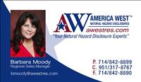American West Natural Hazard Disclosure