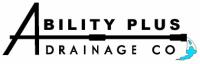 Ability Plus Drainage Co Logo