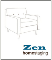 Zen Home Staging Logo