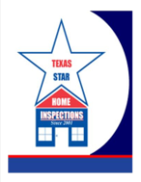 Texas Star Home Inspection Logo