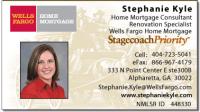 Stephanie Kyle Wells Fargo Home Mortgage Logo