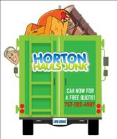 Horton Hauls Junk