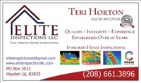 Elite Inspections LLC