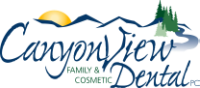 Canyon View Dental PC Logo