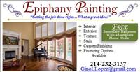 Epiphany Painting