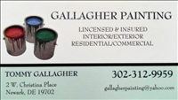 Painter - Gallagher Painting