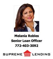 Supreme Lending, Melania Robles