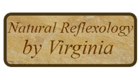 Natural Reflexology by Virginia Logo