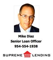 Supreme Lending, Mike Diaz