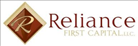 Reliance First Capital  NMLS ID 58775 Logo