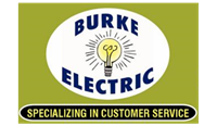 Burke Electric Logo