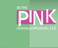 In the PINK Cleaning Service Logo
