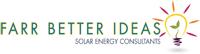 Farr Better Ideas, Solar Consultants Logo