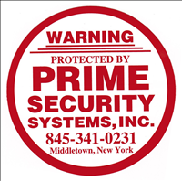 Prime Security Alarm Systems Logo