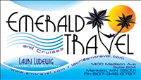 Emerald Travel and Cruises