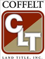 Coffelt Land Title Logo