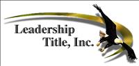 Leadership Title, Inc.
