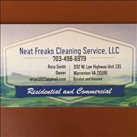 Neat Freaks Cleaning Service LLC