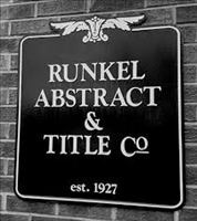 Runkel Abstract & Title Co.